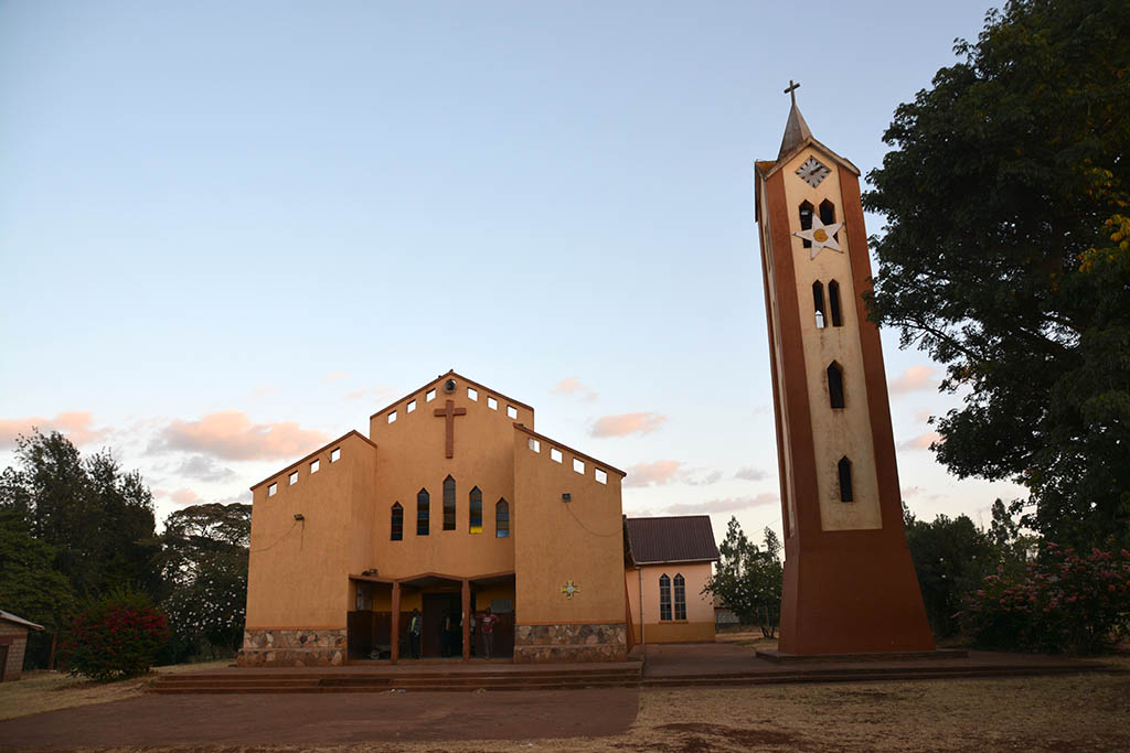 Cathedral of Marsabit
