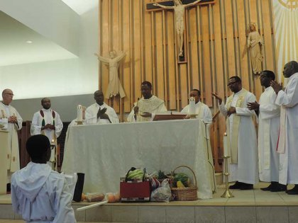 Memorial Mass in Toronto, Canada for 148 killed in Kenya
