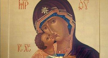 Preghiera alla Madre di Dio della Tenerezza