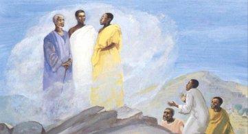 Con Gesù sul Tabor
