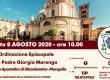 8 agosto: Consacrazione Episcopale di Mons. Giorgio Marengo IMC