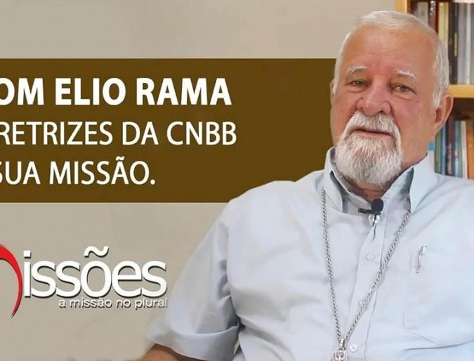 Dom Elio Rama: missionário antes de mais nada