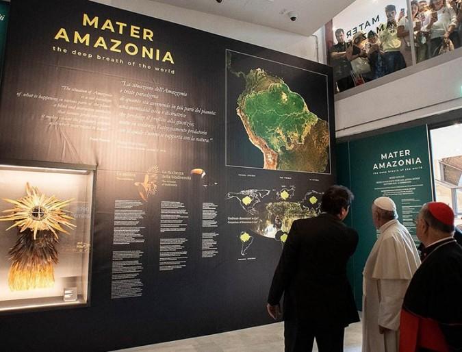 Mater Amazonia: rassegna stampa