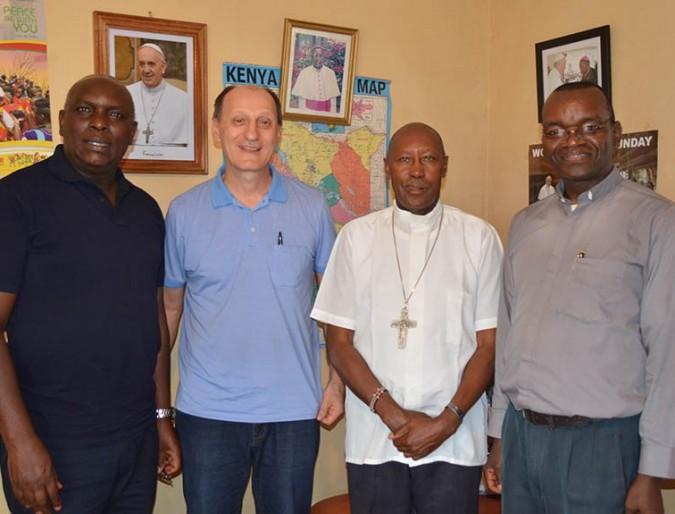 Marsabit: interview with Bishop Peter Kihara