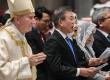 Parolin: pace in Corea dopo tanti anni di tensioni e divisioni