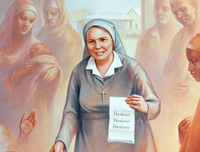 17 settembre: Beata Leonella (Rosa) Sgorbati MC, Religiosa e martire