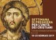 18-25 gennaio: Settimana di Preghiera per l'Unità dei Cristiani