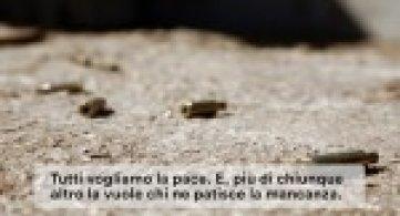 Preghiera del Papa per novembre: il linguaggio del cuore al posto delle armi