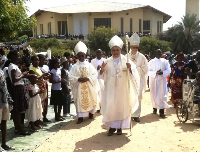 """""""Gioia e speranza"""" è il motto di Diamantino Antunes, nuovo vescovo di Tete"""