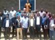 Visita canonica nella zona di Nairobi