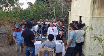 INDONESIA - Fioritura di vocazioni nell'emergenza pandemica: la gioia di essere missionari