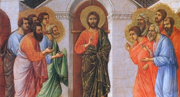 II domenica di Pasqua - Anno B: Gesù è risorto, con lui anche la sua comunità