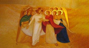 Pace a voi, io vi mando, ricevete lo Spirito Santo