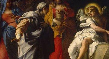 Le donne della resurrezione